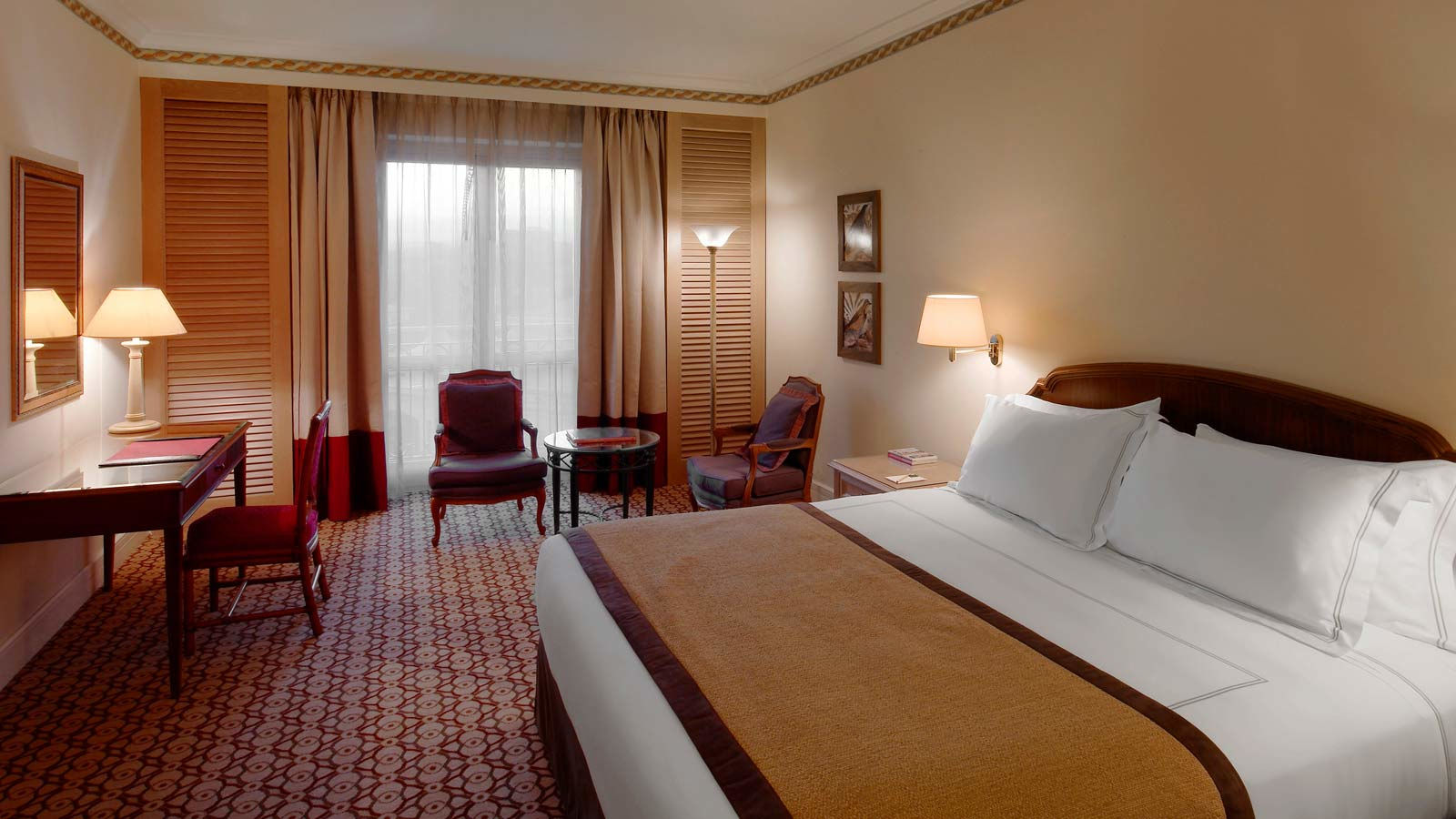 Addis Ababa Hotels Sheraton A Luxury Collection Hotel